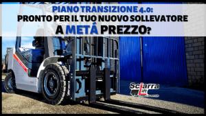 Piano transizione 4.0