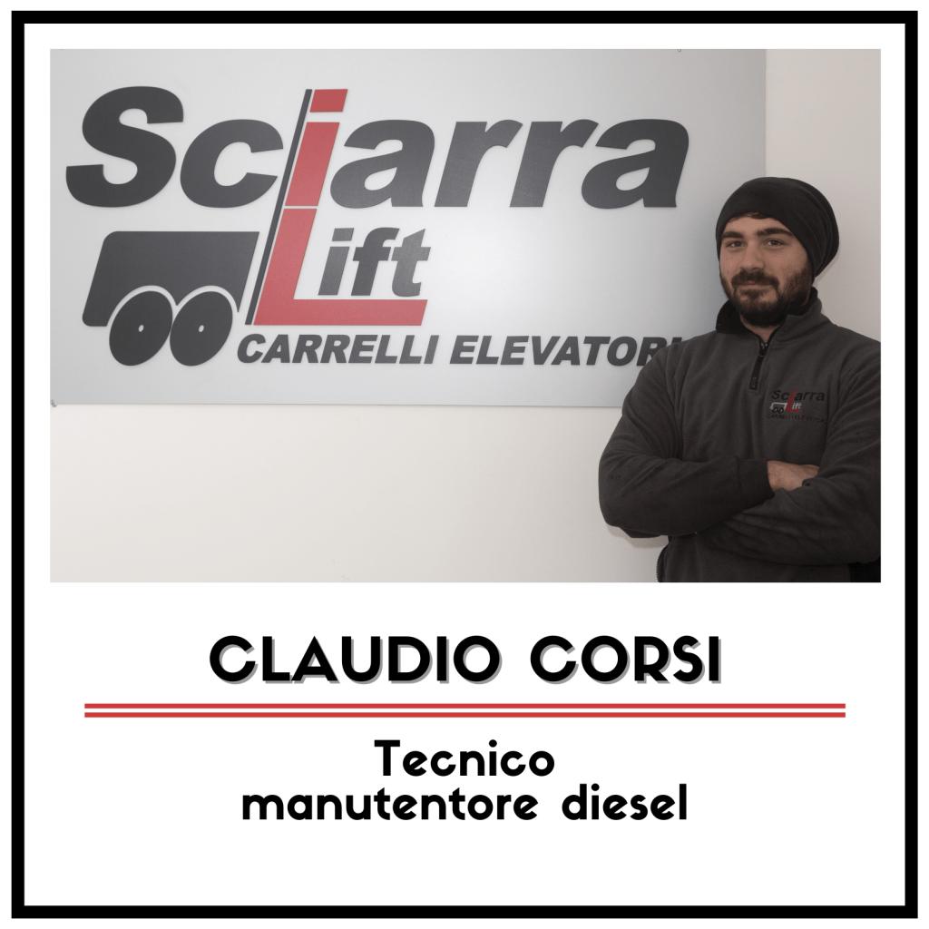 Staff Sciarra lift